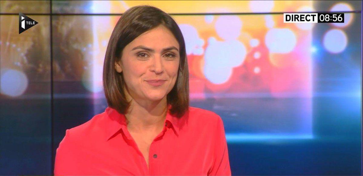 Sonia Chironi La Matinale Week-end Itélé 25.09.2016