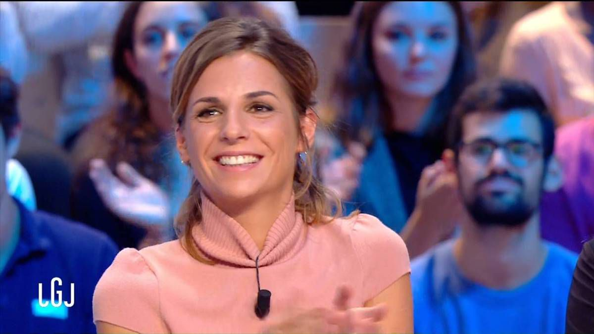 Alice Darfeuille Le Grand Journal Canal + le 28.09.2016