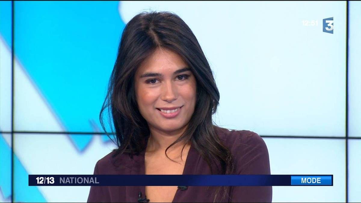 Emilie Tran Nguyen 12/13 France 3 le 28.09.2016