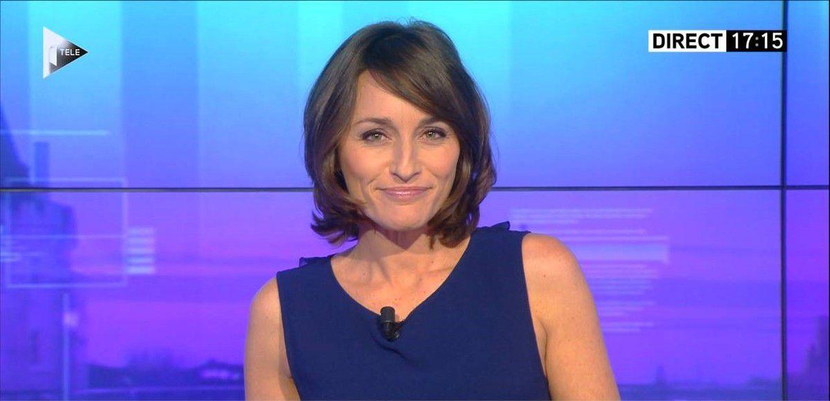 Amandine Bégot Le 17-19 Itélé le 29.09.2016