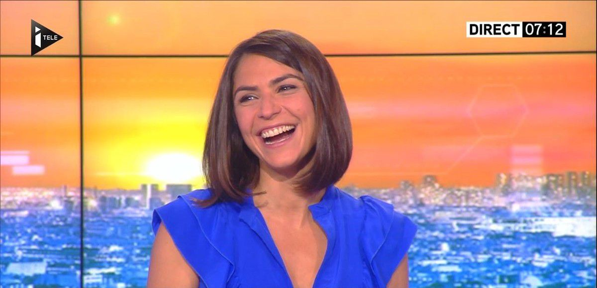 Sonia Chironi La Matinale Week-end Itélé 01.10.2016