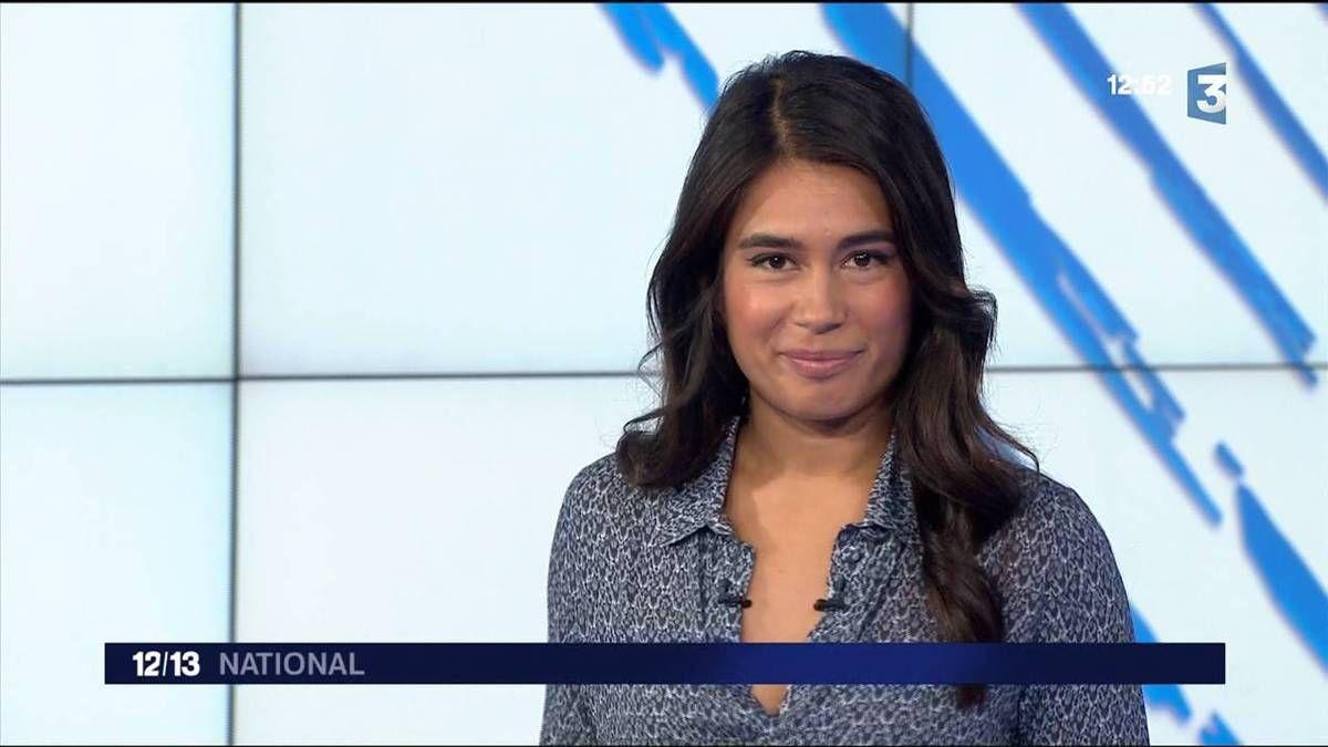 Emilie Tran Nguyen 12/13 France 3 le 04.10.2016