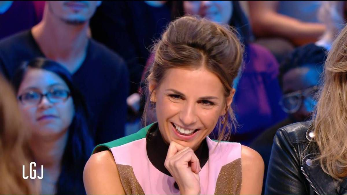 Alice Darfeuille Le Grand Journal Canal + le 05.10.2016