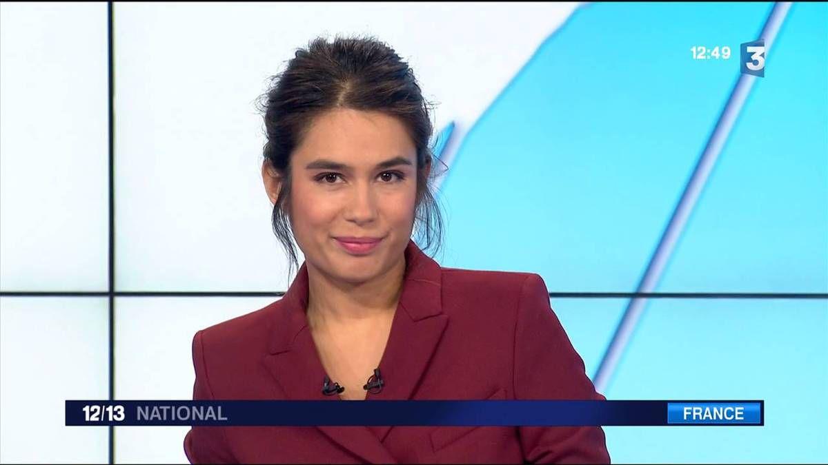 Emilie Tran Nguyen 12/13 France 3 le 05.10.2016