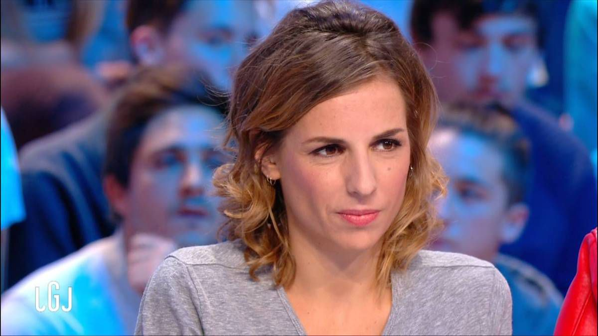 Alice Darfeuille Le Grand Journal Canal + le 06.10.2016