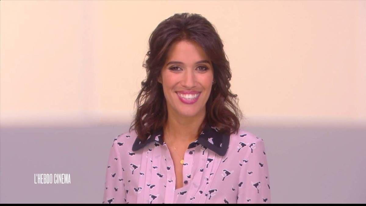 Laurie Cholewa L'Hebdo Cinéma Canal + le 08.10.2016