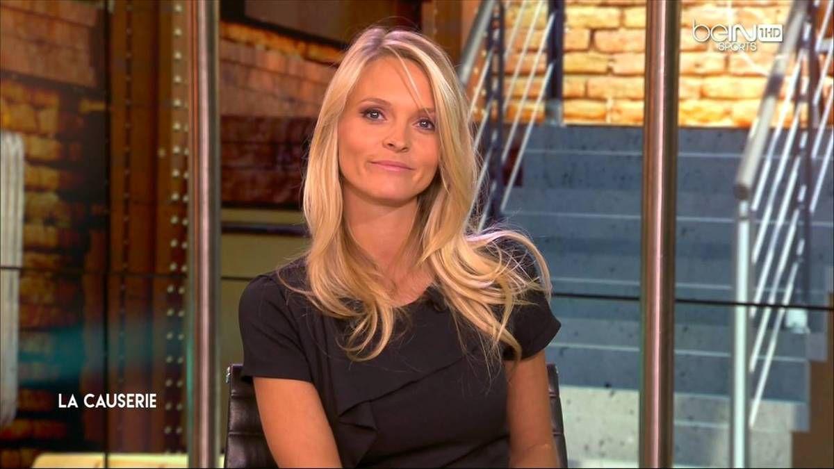 Mariella Tiemann La Causerie BeIN Sports le 09.10.2016