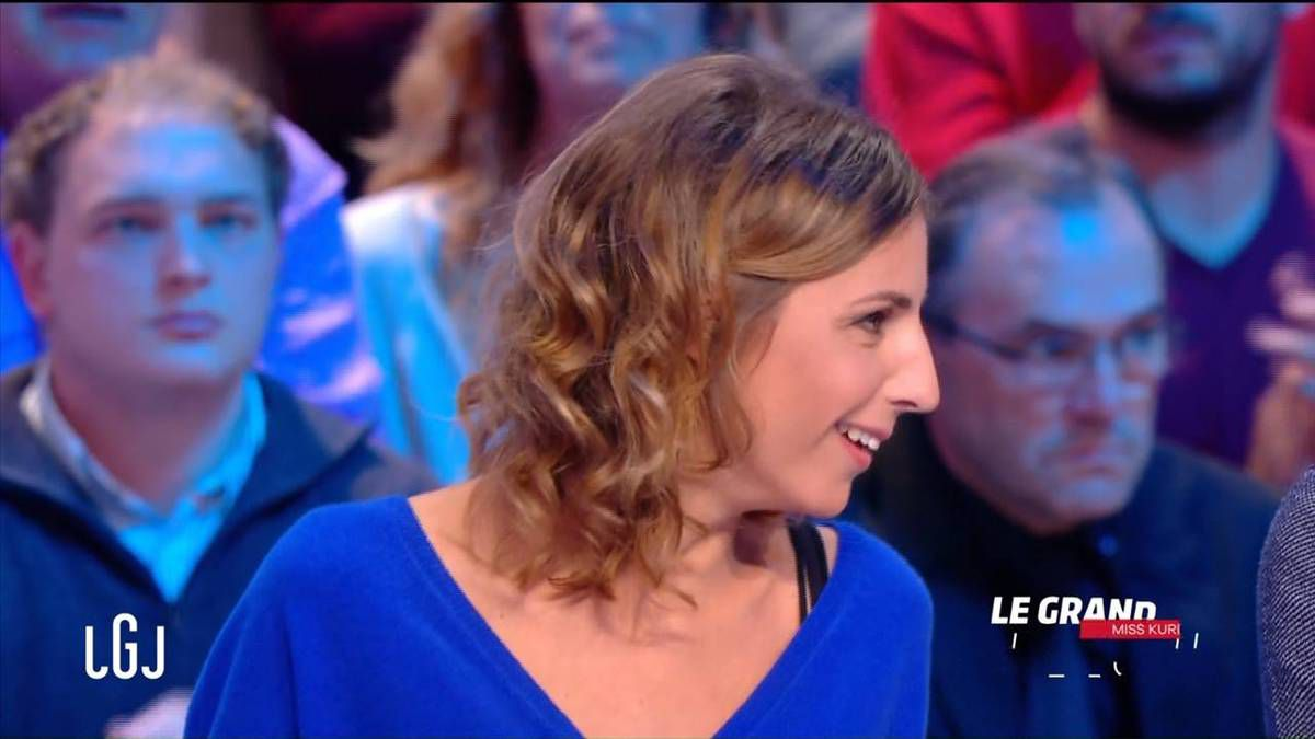 Alice Darfeuille Le Grand Journal Canal + le 10.10.2016