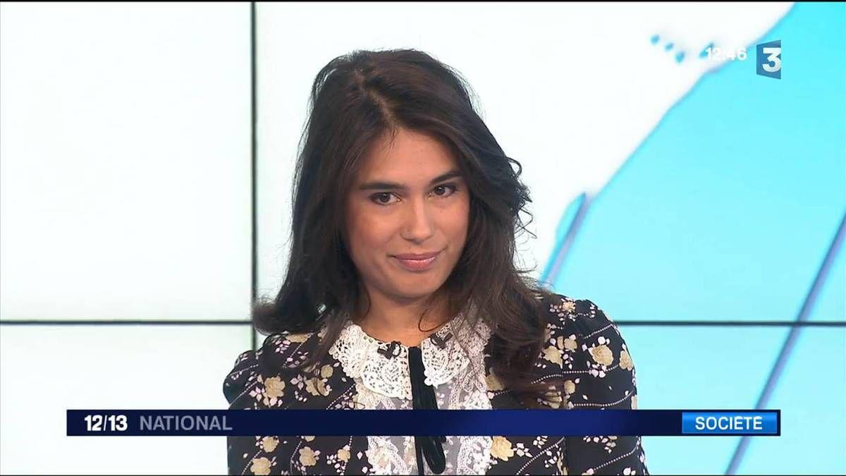 Emilie Tran Nguyen 12/13 France 3 le 10.10.2016