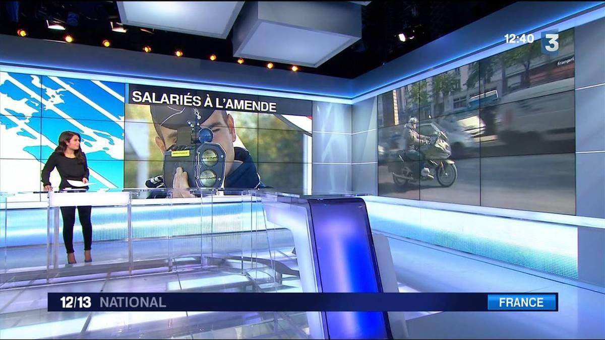 Emilie Tran Nguyen Le 12/13 France 3 le 12.10.2016