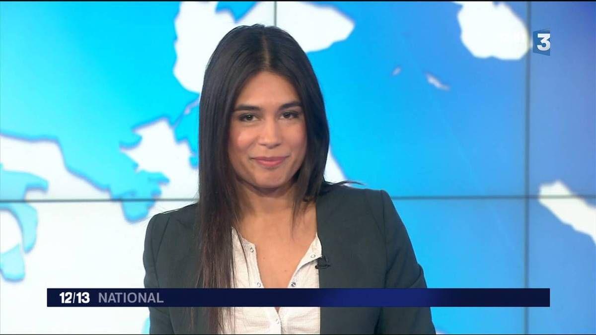 Emilie Tran Nguyen Le 12/13 France 3 le 13.10.2016