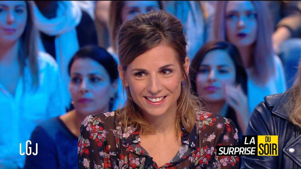 Alice Darfeuille Le Grand Journal Canal+ le 13.10.2016