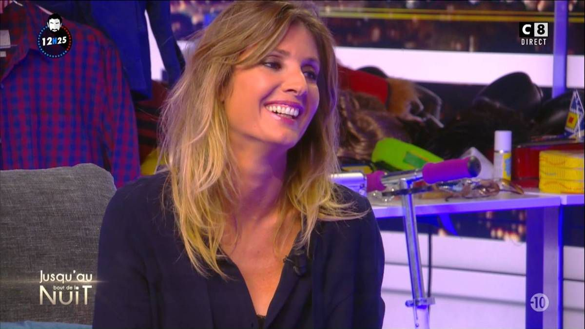 Caroline Ithurbide Jusqu'a bout de la Nuit C8 le 14.10.2016