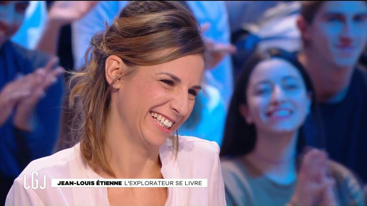 Alice Darfeuille Le Grand Journal Canal+ le 14.10.2016