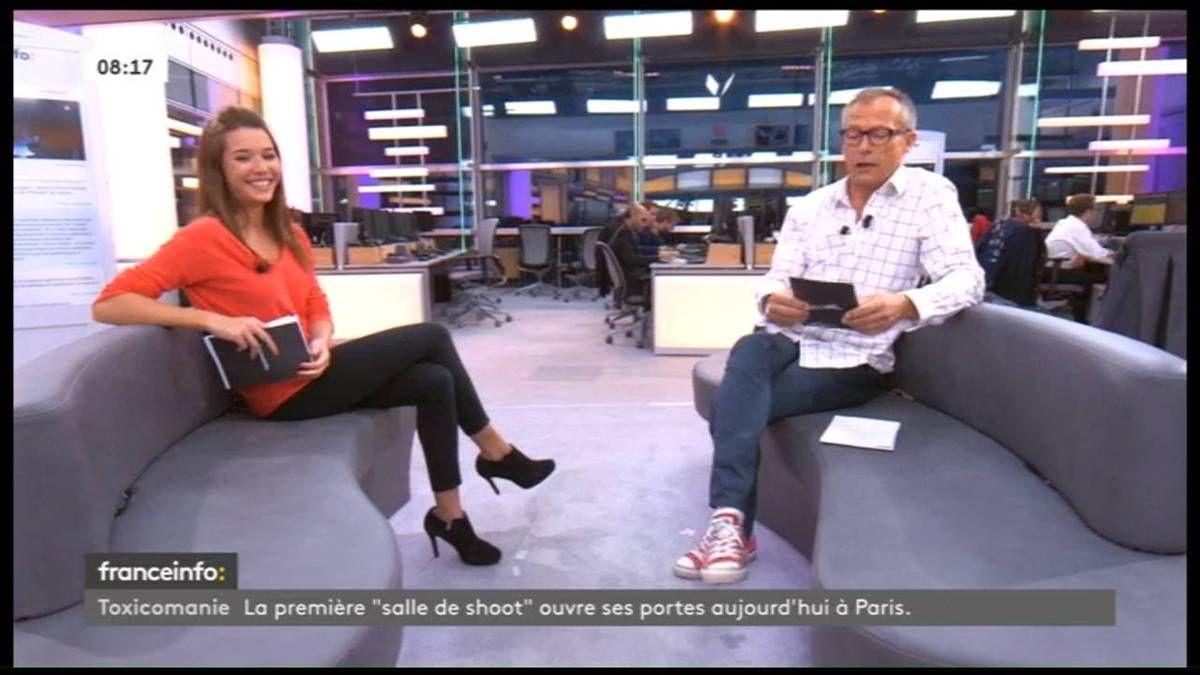Emilie Broussouloux Le 6-9 France Info: le 17.10.2016
