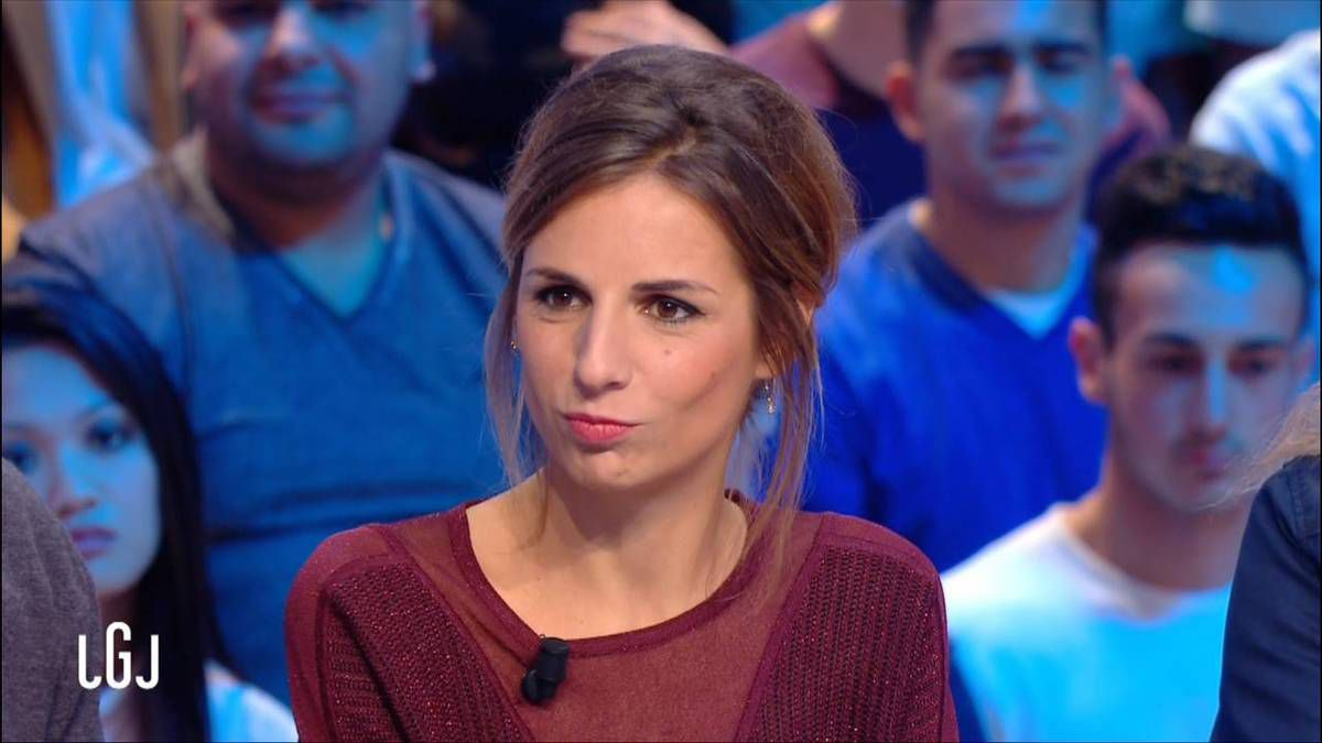 Alice Darfeuille Le Grand Journal Canal+ le 21.10.2016