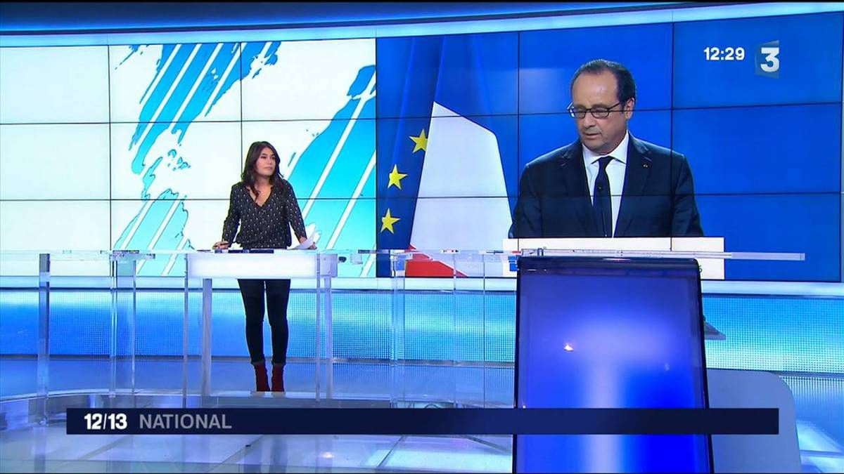 Emilie Tran Nguyen Le 12/13 France 3 le 21.10.2016