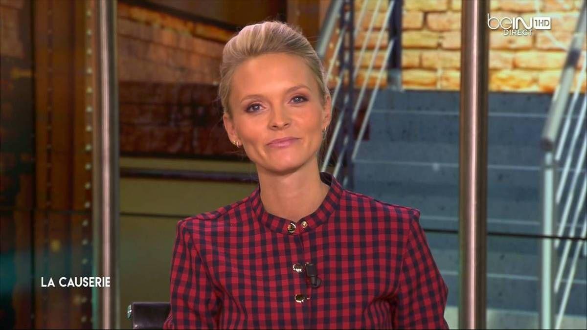 Mariella Tiemann La Causerie beIn Sports le 22.10.2016