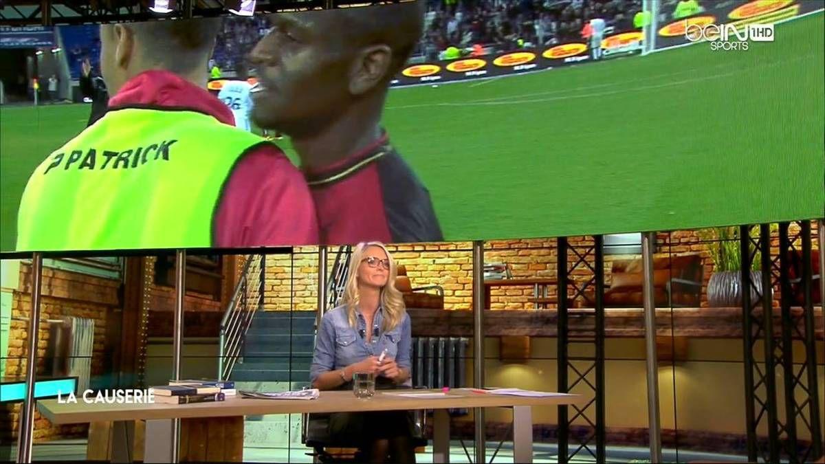 Mariella Tiemann La Causerie beIn Sports le 23.10.2016