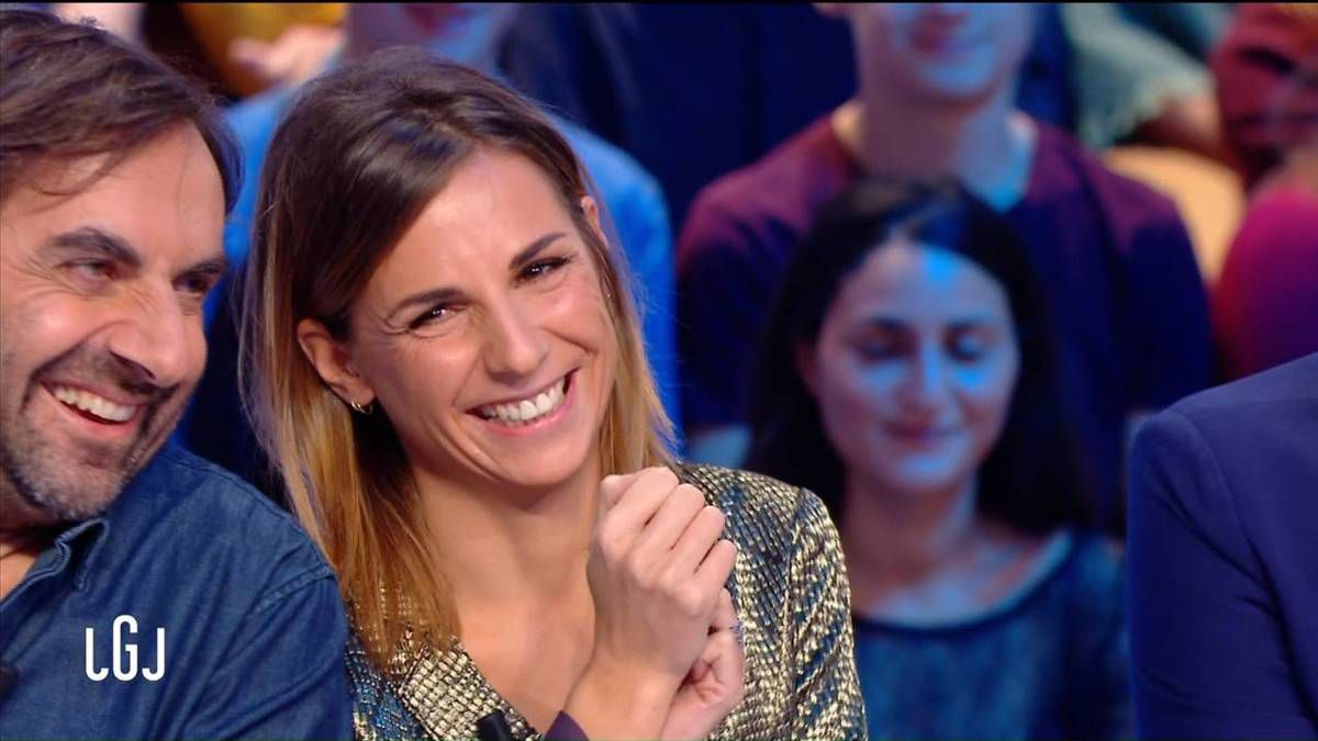 Alice Darfeuille Le Grand Journal Canal+ le 24.10.2016