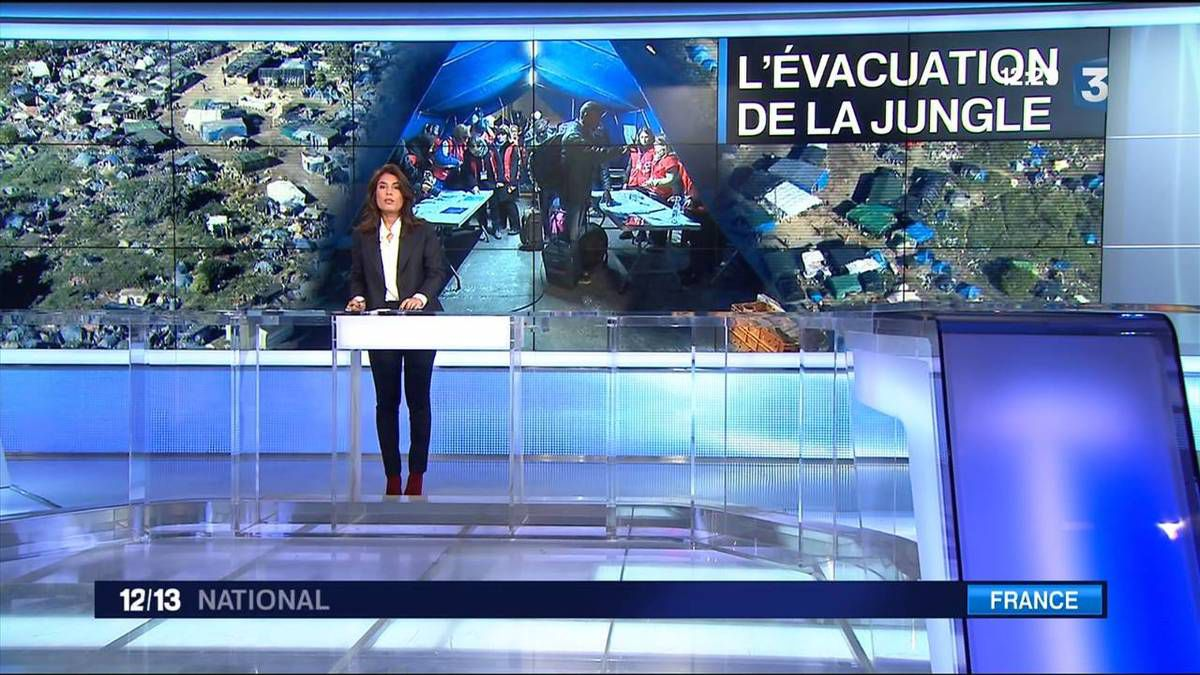 Emilie Tran Nguyen Le 12/13 France 3 le 24.10.2016