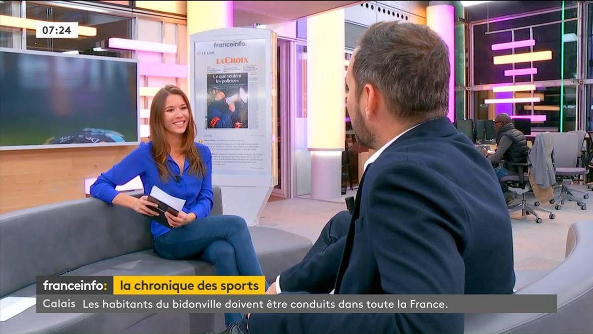 Emilie Broussouloux Le 6-9 Franceinfo: