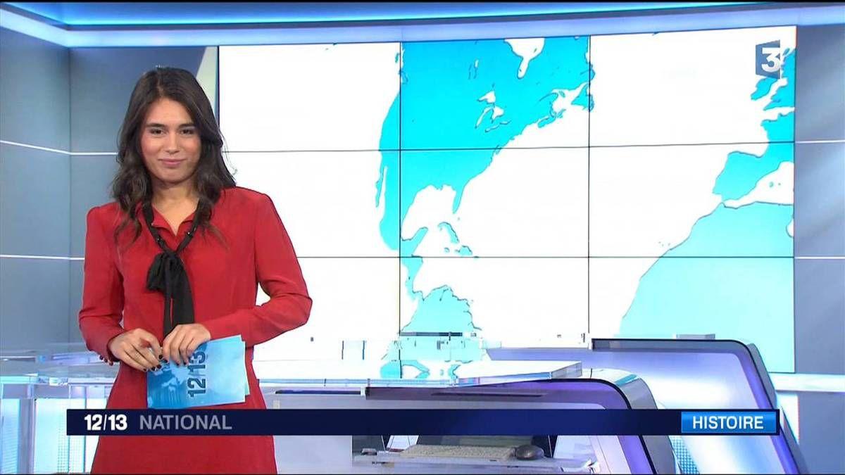 Emilie Tran Nguyen Le 12/13 France 3 le 26.10.2016