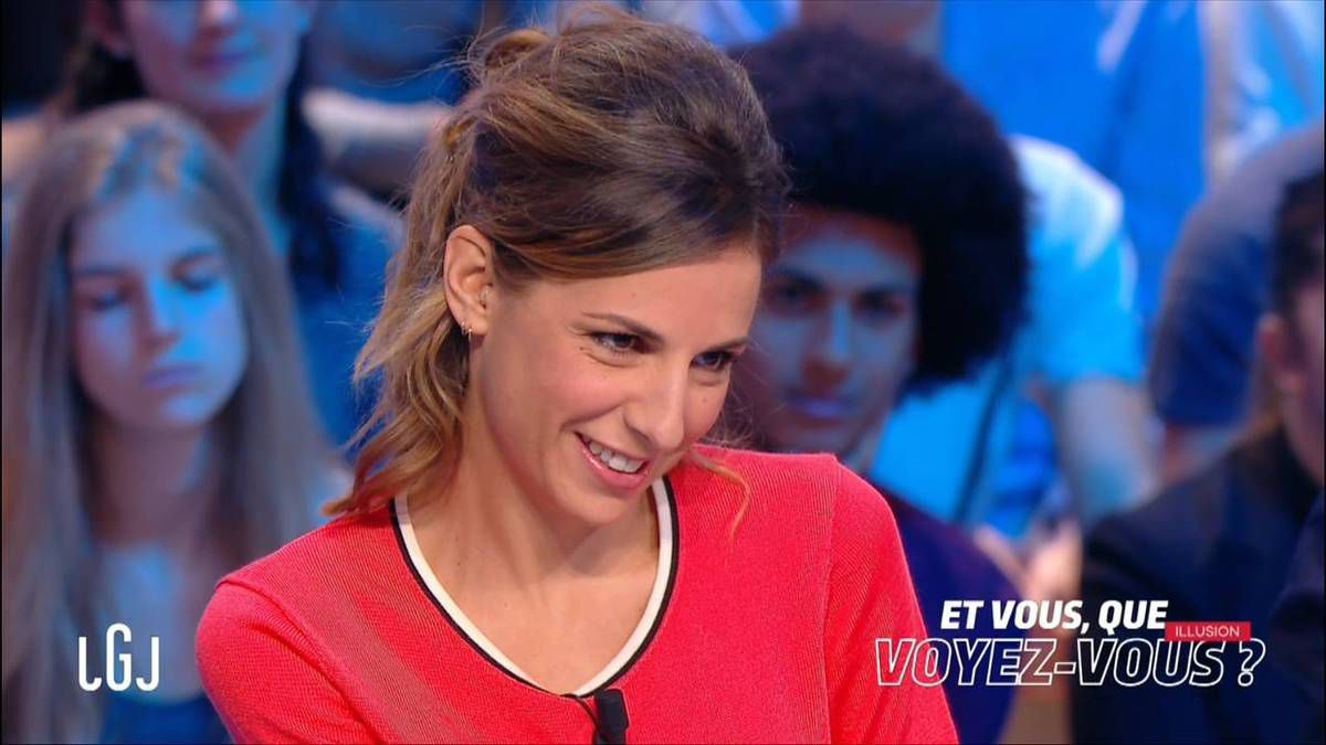 Alice Darfeuille Le Grand Journal Canal+ le 27.10.2016