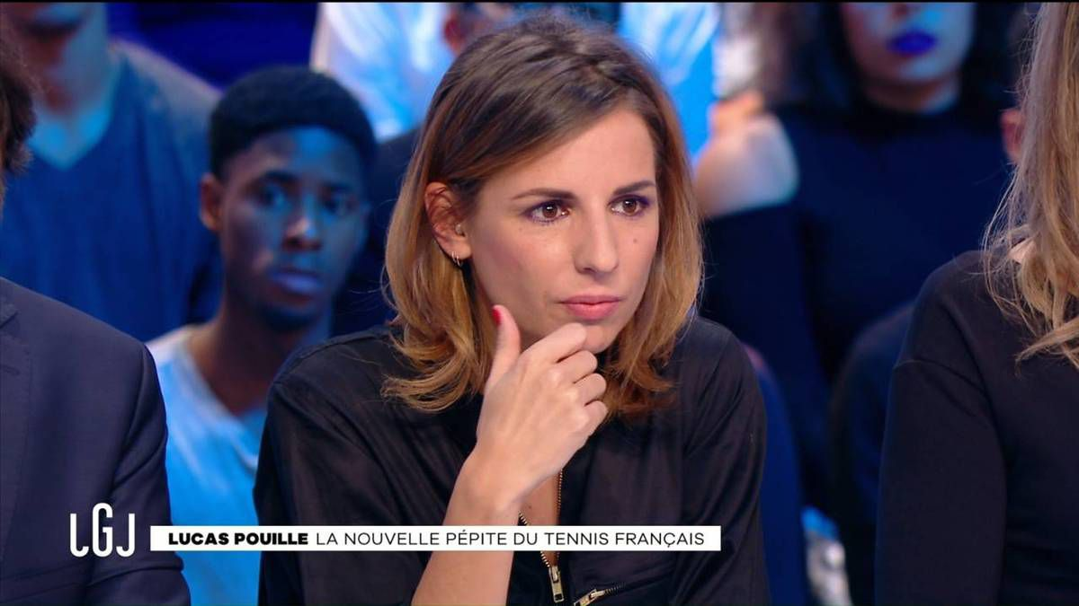 Alice Darfeuille Le Grand Journal Canal+ le 28.10.2016