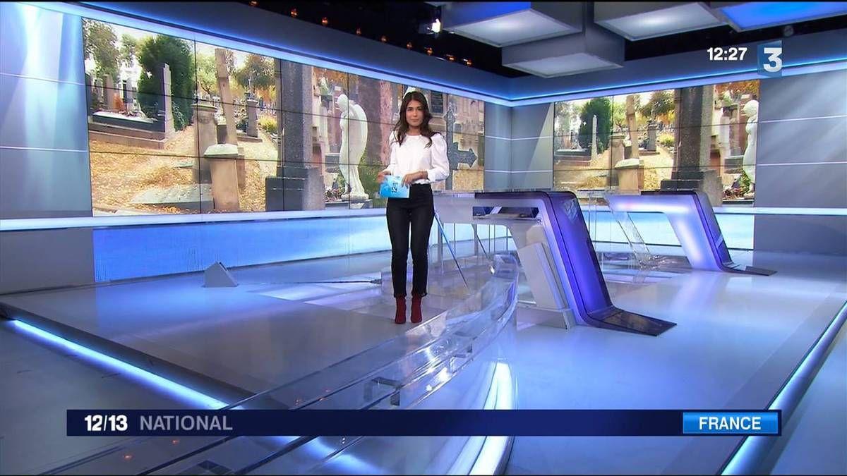 Emilie Tran Nguyen Le 12/13 France 3 le 01.11.2016