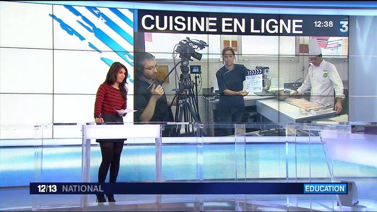 Emilie Tran Nguyen Le 12/13 France 3 le 03.11.2016
