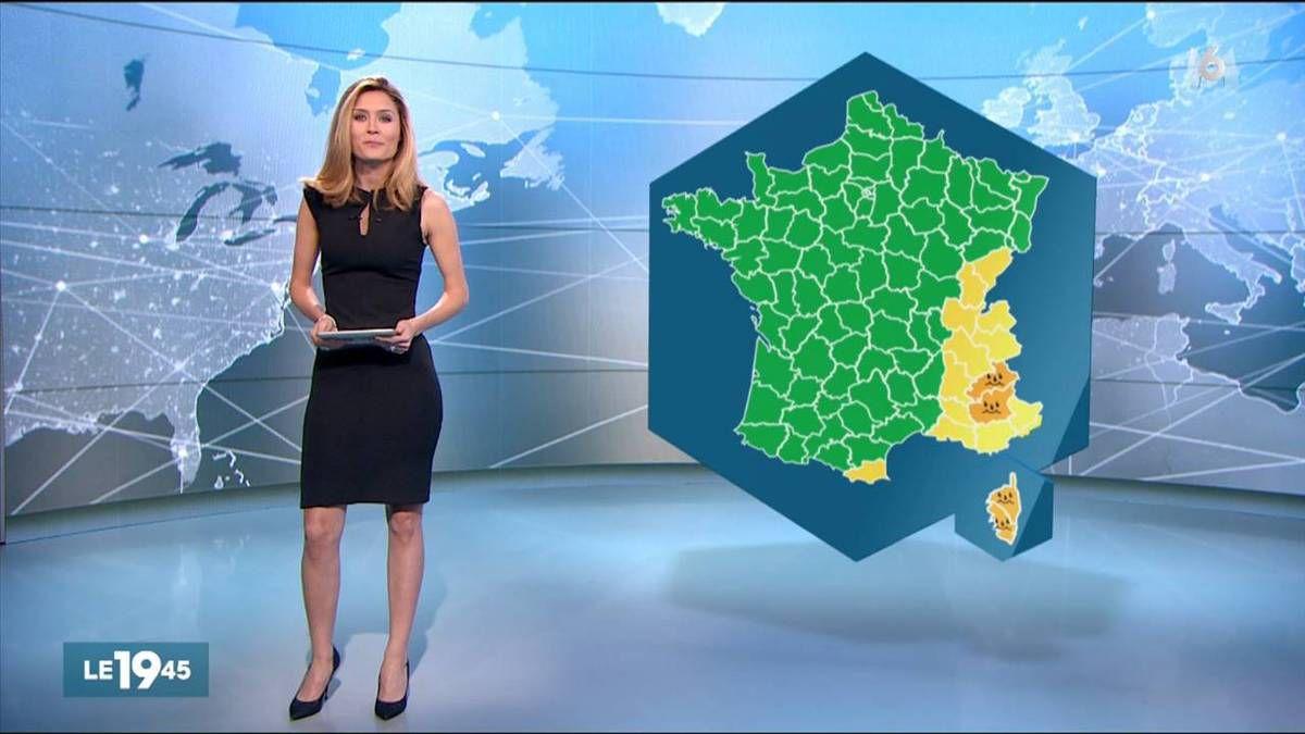 Diane Douzillé Le 19:45 M6 le 05.11.2016