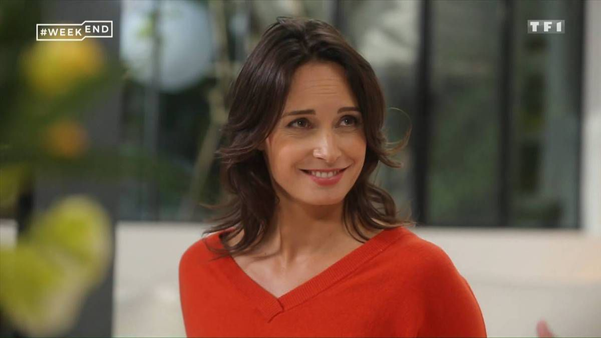 Julia Vignali #Weekend TF1 le 05.11.2016