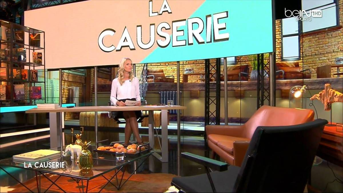 Mariella Tiemann La Causerie beIn Sports le 06.11.2016