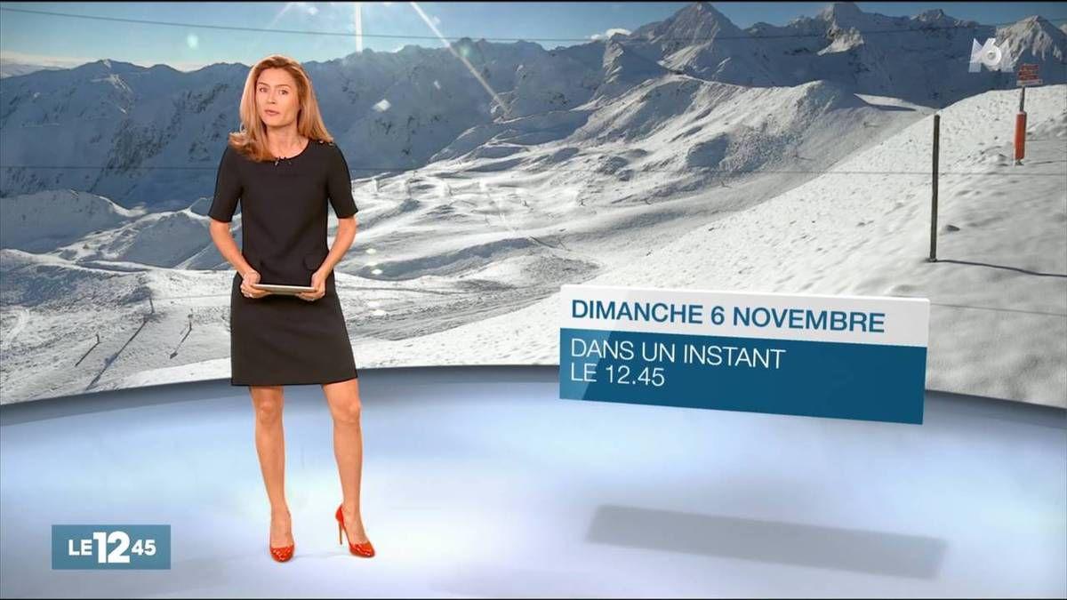 Diane Douzillé Le 12:45 M6 le 06.11.2016