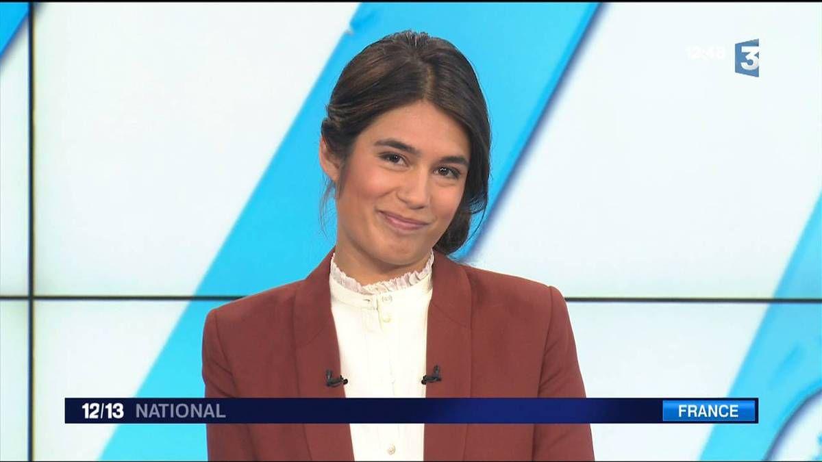 Emilie Tran Nguyen Le 12/13 France 3 le 08.11.2016