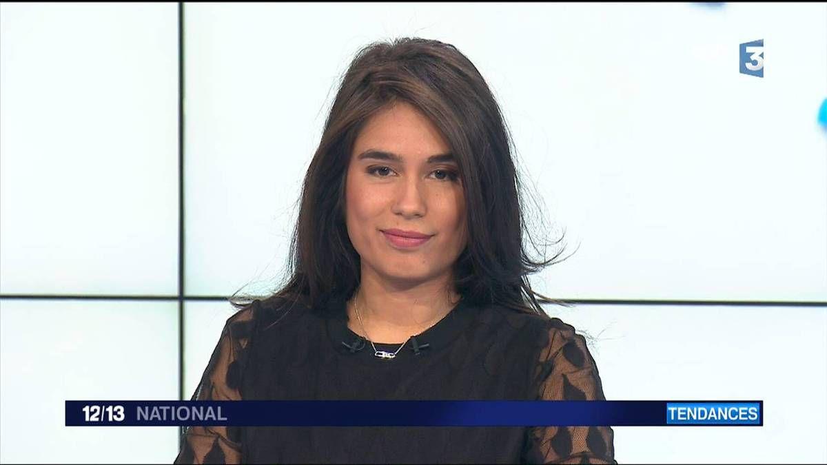 Emilie Tran Nguyen Le 12/13 France 3 le 10.11.2016