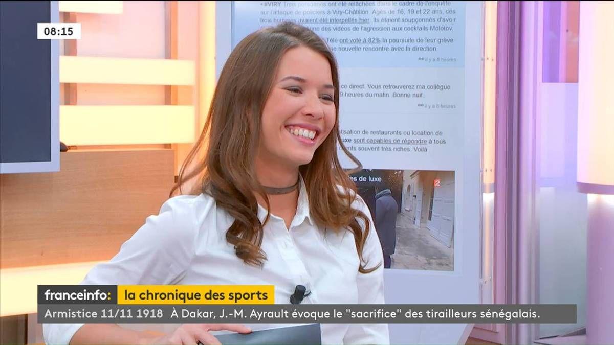 Emilie Broussouloux Le 6-9 Franceinfo: le 11 novembre 2016