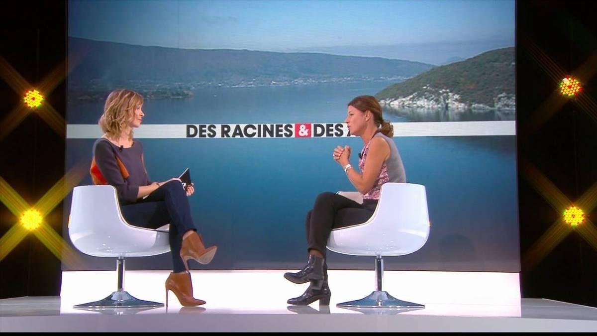 Isabelle Ithurburu Le Tube Canal+ le 12.11.2016