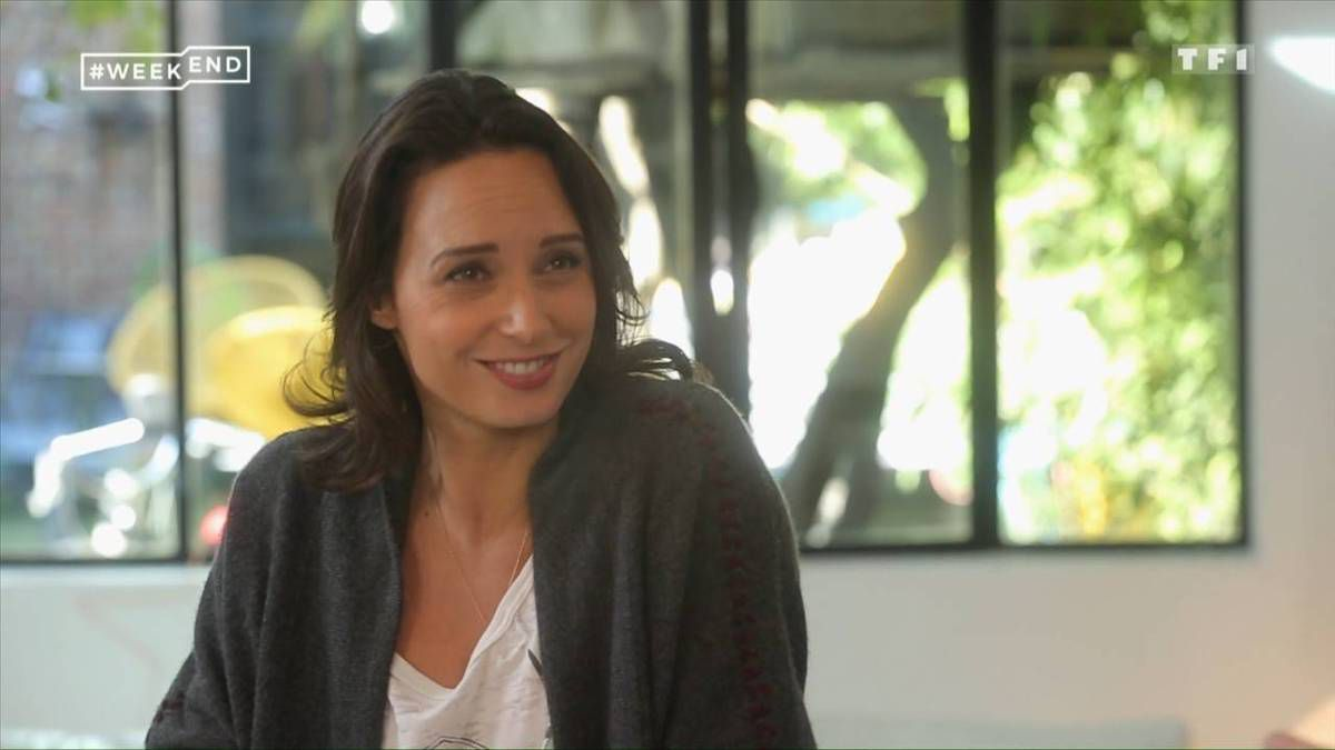 Julia Vignali #Week-end TF1 le 12.11.2016