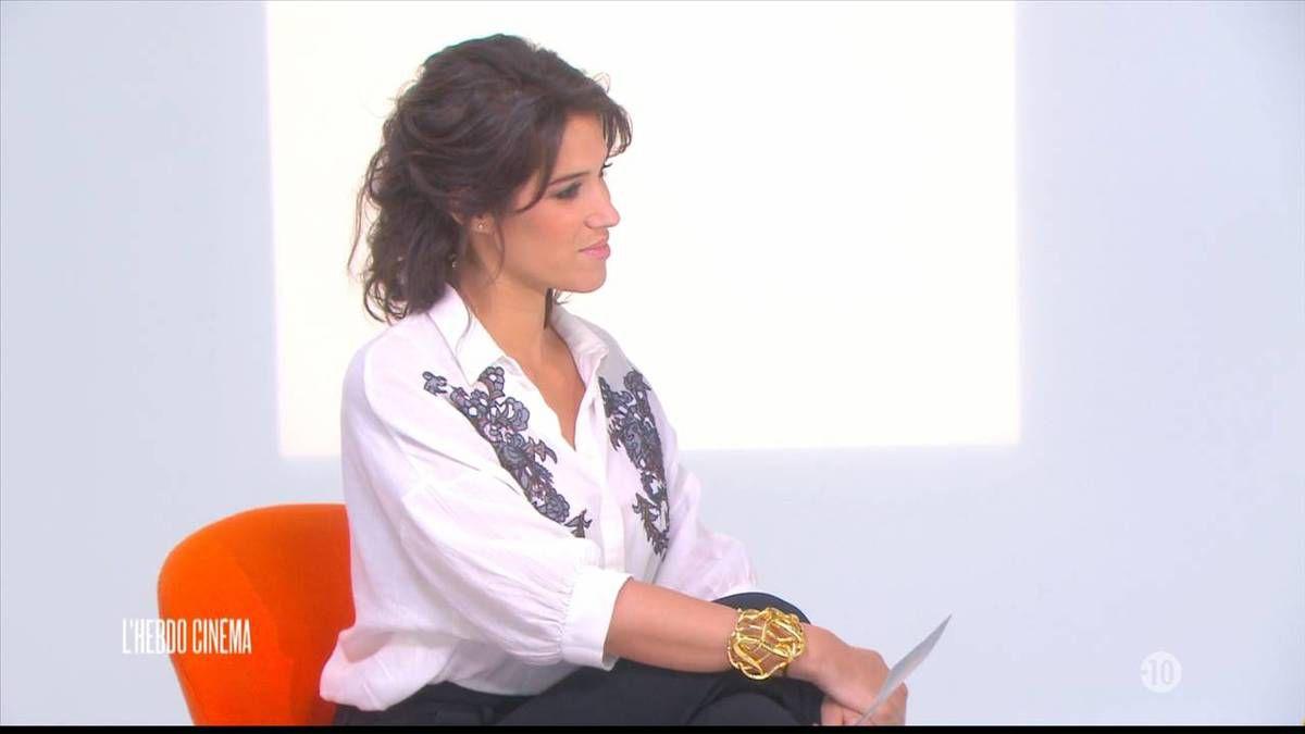 Laurie Cholewa L'Hebdo Cinéma Canal+ le 12.11.2016
