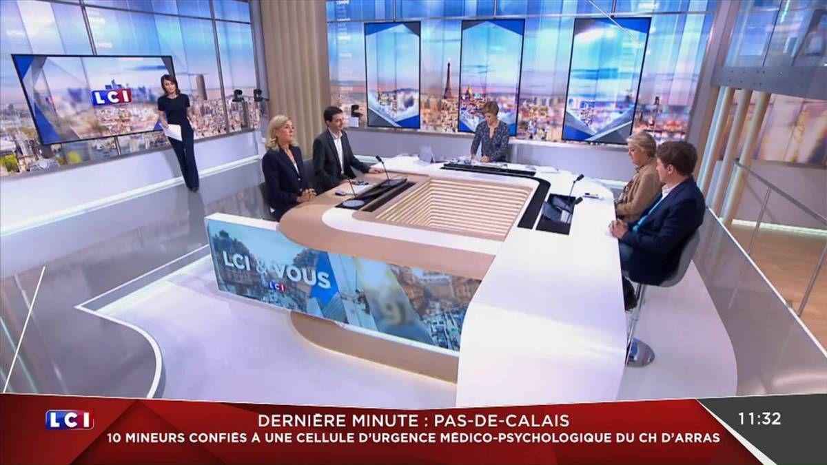 Amandine Bégot LCI Midi LCI le 14.11.2016