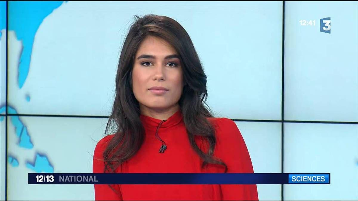 Emilie Tran Nguyen Le 12/13 France 3 le 14.11.2016