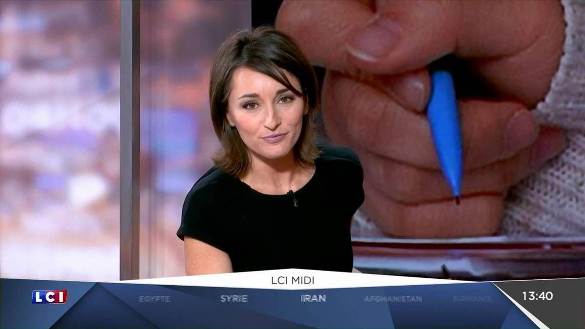 Amandine Bégot LCI Midi LCI le 15.11.2016