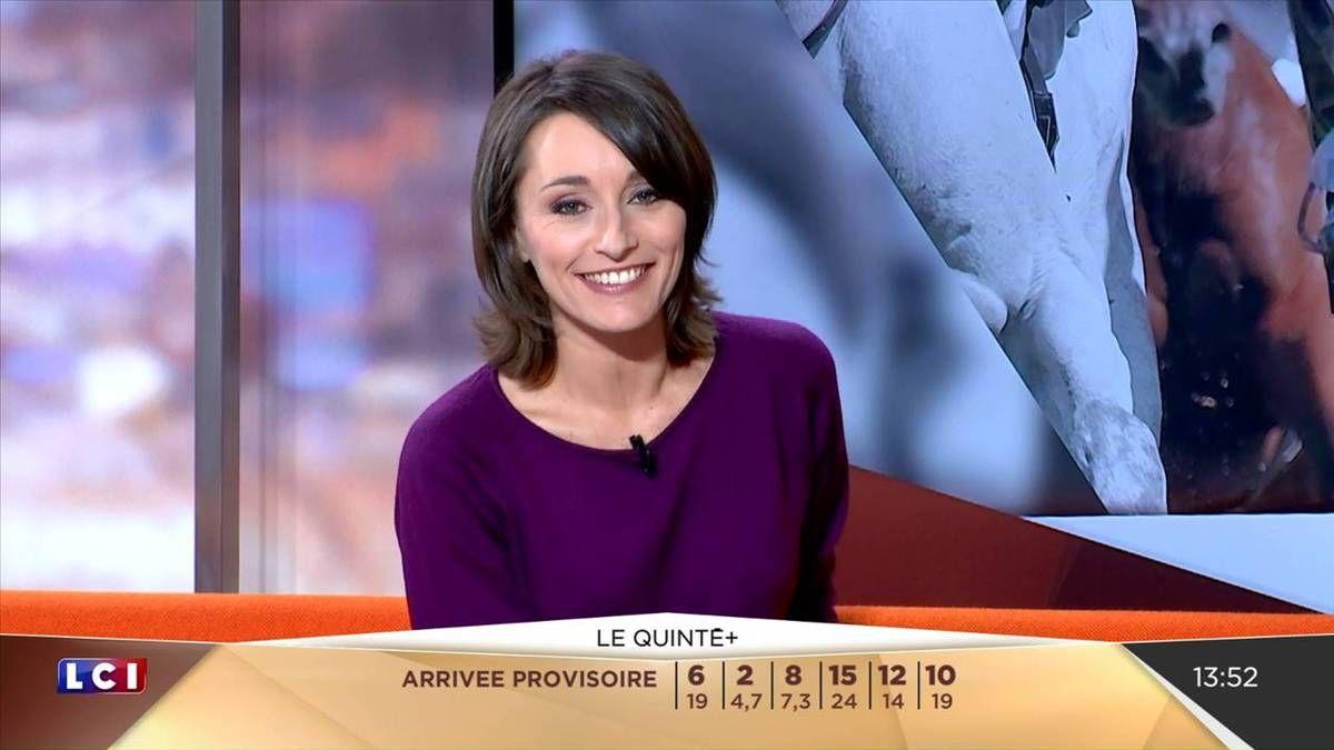 Amandine Bégot LCI Midi LCI le 16.11.2016