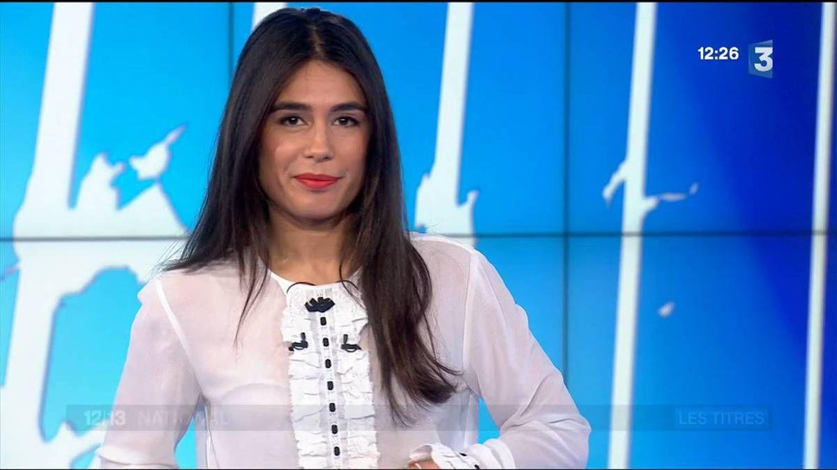 Emilie Tran Nguyen Le 12/13 France 3 le 16.11.2016