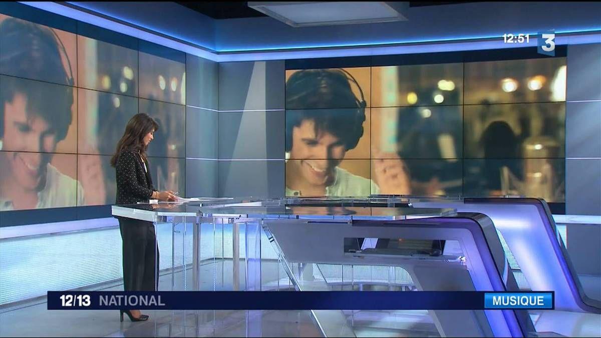 Emilie Tran Nguyen Le 12/13 France 3 le 17.11.2016