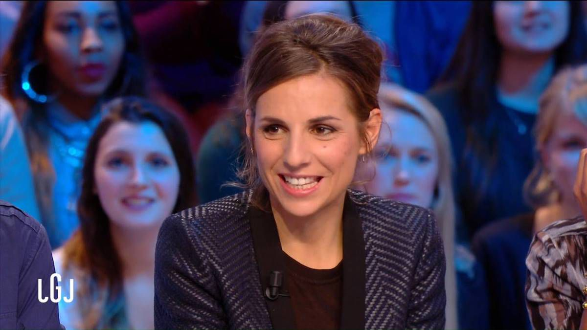 Alice Darfeuille Le Grand Journal Canal+ le 18.11.2016