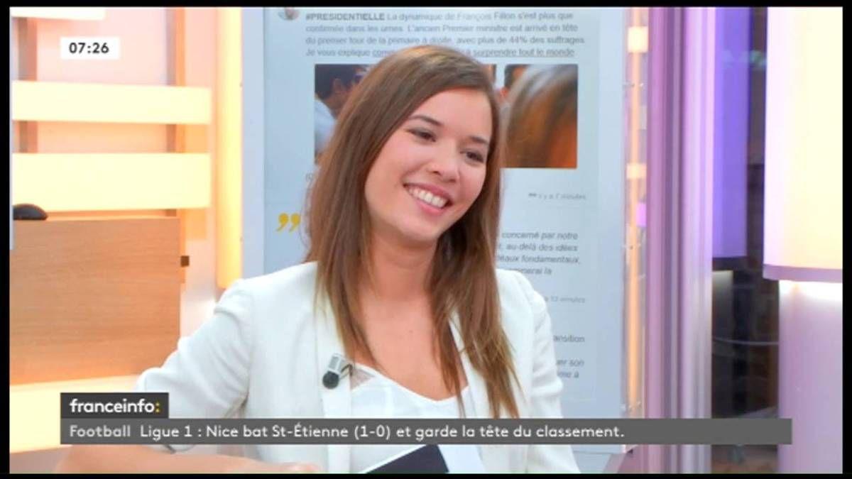 Emilie Broussouloux Le 6-9 Franceinfo: le 21.11.2016