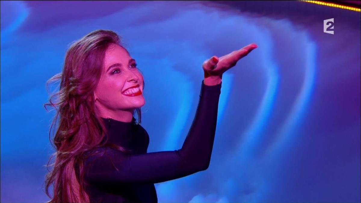 Ophélie Meunier Le Gala de l'Union des Artistes France 2 le 22.11.2016